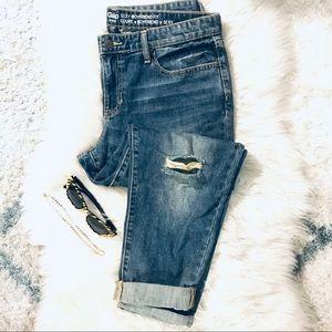GAP Sexy Boyfriend Denim jeans